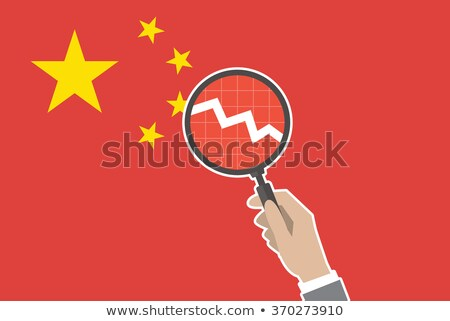 Slow China Economy Stock photo © Lightsource