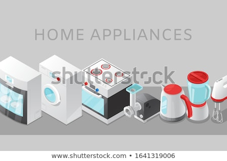 Air Purifier Creative Promotional Banner Vector Stock photo © pikepicture