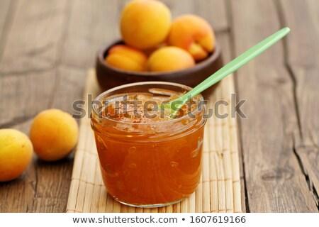 Marmalade on a Spon Stock photo © SimpleFoto