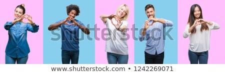Heart Symbol Composition Stock photo © alrisha