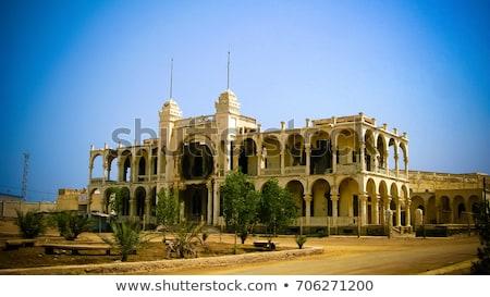 massawa old town in eritrea Stock photo © travelphotography