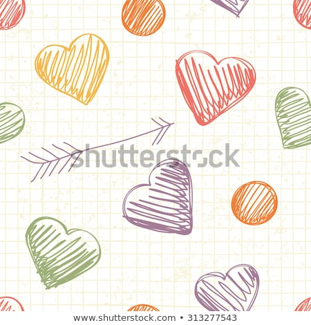 Seamless emo dots Stock photo © sahua