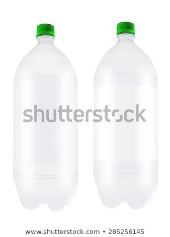 два пусто бутылок зеленый стекла вино Сток-фото © rmarinello