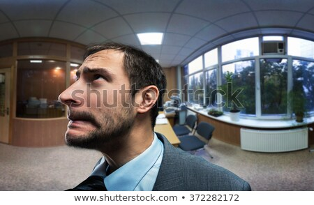 shocked businessmen making faces stock photo © photography33