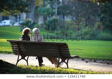 birlikte · aile · sevmek · adam · sağlık - stok fotoğraf © photography33