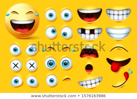Stock foto: Tooth Character
