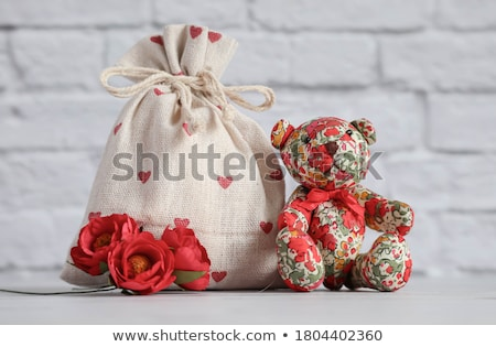 gift bag for valentine stock photo © hofmeester