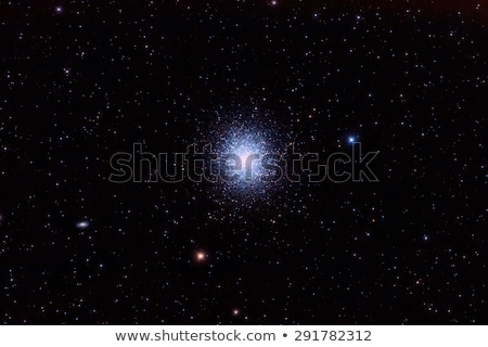 M13  Hercules Globular Cluster Stock photo © rwittich