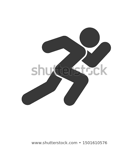 athlete icons stock photo © cteconsulting