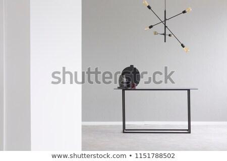 ミニマリズム インテリア プロジェクト しない ストックフォト © ixstudio