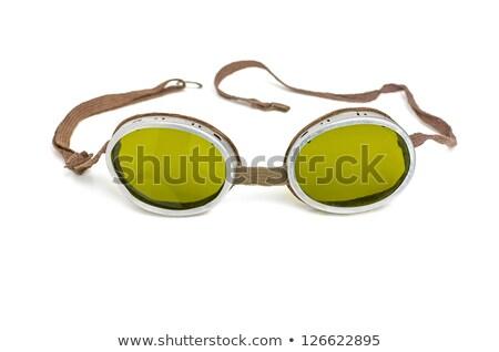 verde · edad · segura · cuadro - foto stock © zerbor