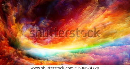 abstract colorful world design Stock photo © burakowski