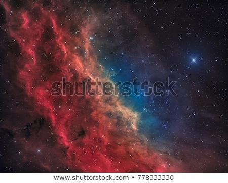 Red night Stock photo © Novic