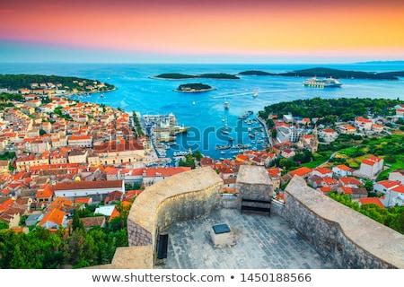 Croatia port Stock photo © Johny87
