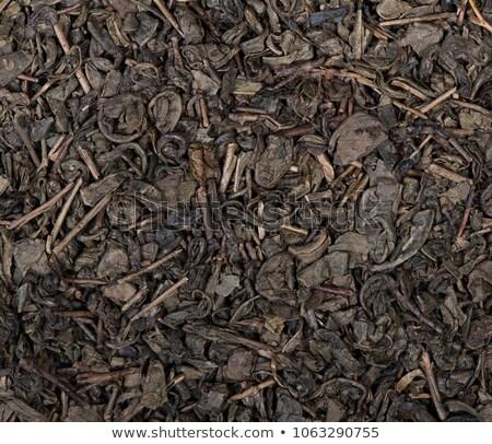 茶 · 葉 · ぼけ味 · 日光 · ツリー - ストックフォト © nalinratphi