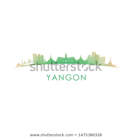 Iconic pagoda Myanmar Stock photo © sundaemorning
