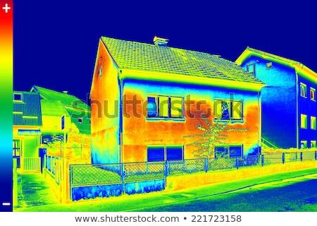 ev · görüntü · yan · test · termometre · nesne - stok fotoğraf © suljo