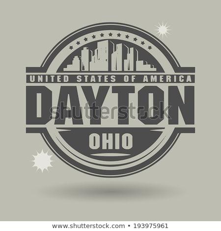 dayton ohio text stock photo © blamb