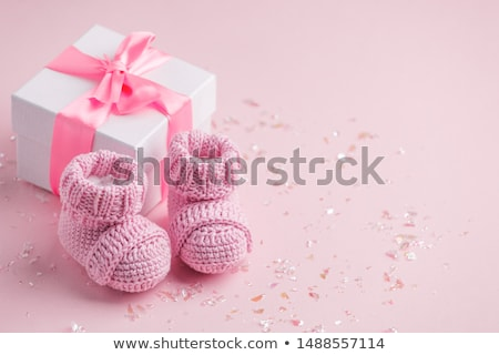 Сток-фото: Baby Girl Shower
