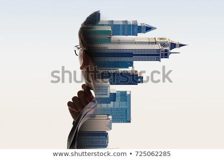 Photo stock: Image · vêtements · vue · affaires · pense