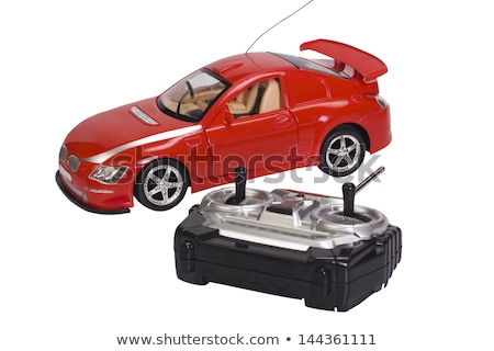 Buttons with remote control for toys Stock photo © bluering