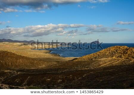 Tenerife costa ver la passeio público Espanha Foto stock © hamik