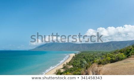 Trinity Bay lookout in Port Douglas, Queensland, Australia Stock photo © oliverfoerstner