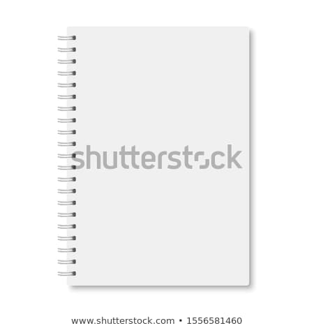 Blank Note Stock photo © barbaliss