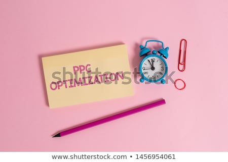 PPC Optimization Concept on Laptop Screen. Stock photo © tashatuvango