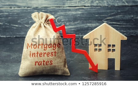 Mortgage Interest Rate Stock photo © Lightsource
