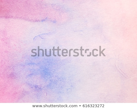 Blue washed paper texture background. Recycled paper texture. Stock photo © ivo_13