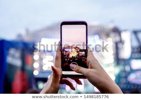カメラ · 静的 · プロ · 写真 · 撮影 - ストックフォト © robuart