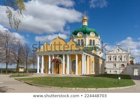 Church of the Nativity of Christ, Ryazan, Russia Stock photo © borisb17