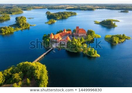 ヴィルニアス 城 リトアニア 表示 宮殿 建物 ストックフォト © borisb17