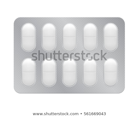 blister with pills stock photo © neirfy