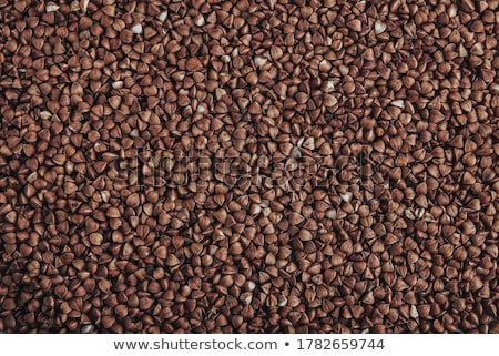 The grains of buckwheat as background Stock photo © Traven