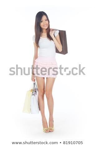 Asian Shopping Paradise Foto stock © kentoh