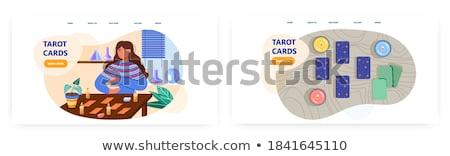 CardReader Stock photo © alex_davydoff