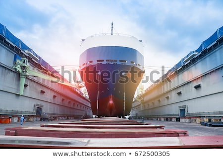 dry dock stock photo © maisicon