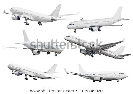 jet · romp · geïsoleerd · witte · achtergrond - stockfoto © moses