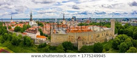 Old Tallinn Stock photo © Roka