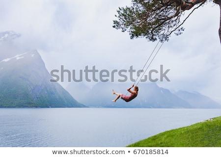 tranquility conceptual Stock photo © Grazvydas