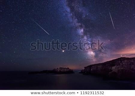 meteoro · chuveiro · ver · dezembro · 14 · 2012 - foto stock © alexeys