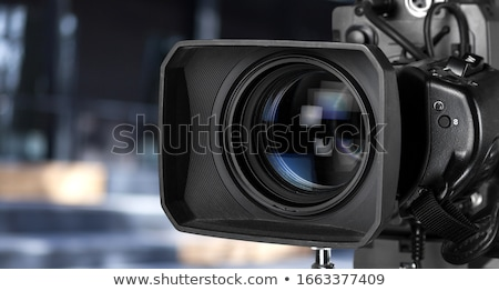 camcorder and camera Stock photo © mayboro1964