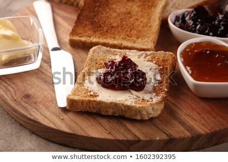 Marmalade Sandwich Stock photo © kbuntu
