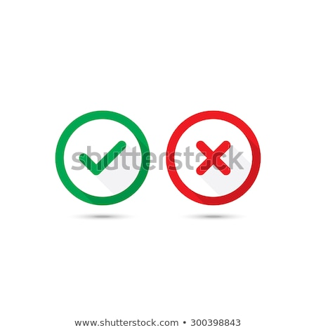 3D · ikon · csekk · osztályzat · helyes · szimbólum - stock fotó © krisdog