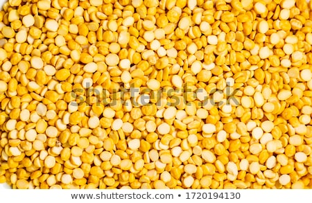 Stock photo: uncooked indian dhal lentil food background