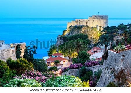 Dubrovnik Riviera  Stock photo © LianeM