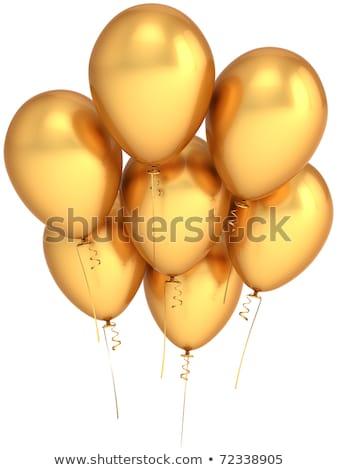 Bunch of Balloons Team Concept Stock photo © make
