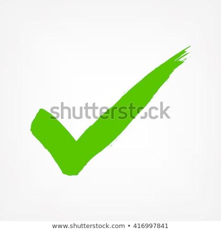 Pc yeşil vektör ikon dizayn teknoloji Stok fotoğraf © rizwanali3d